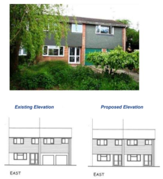 Assisted sale - 3 Lyde Close Oakley Basingstoke